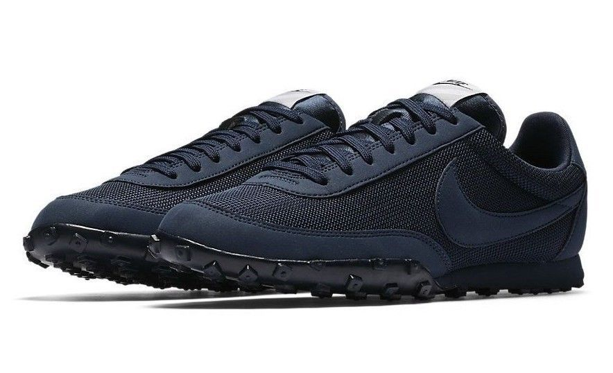the latest 86a75 8ce11 NIKE WAFFLE RACER  17 PREMIUM OBSIDIAN SIZE 9.5 BRAND NEW WITH BOX (876257-
