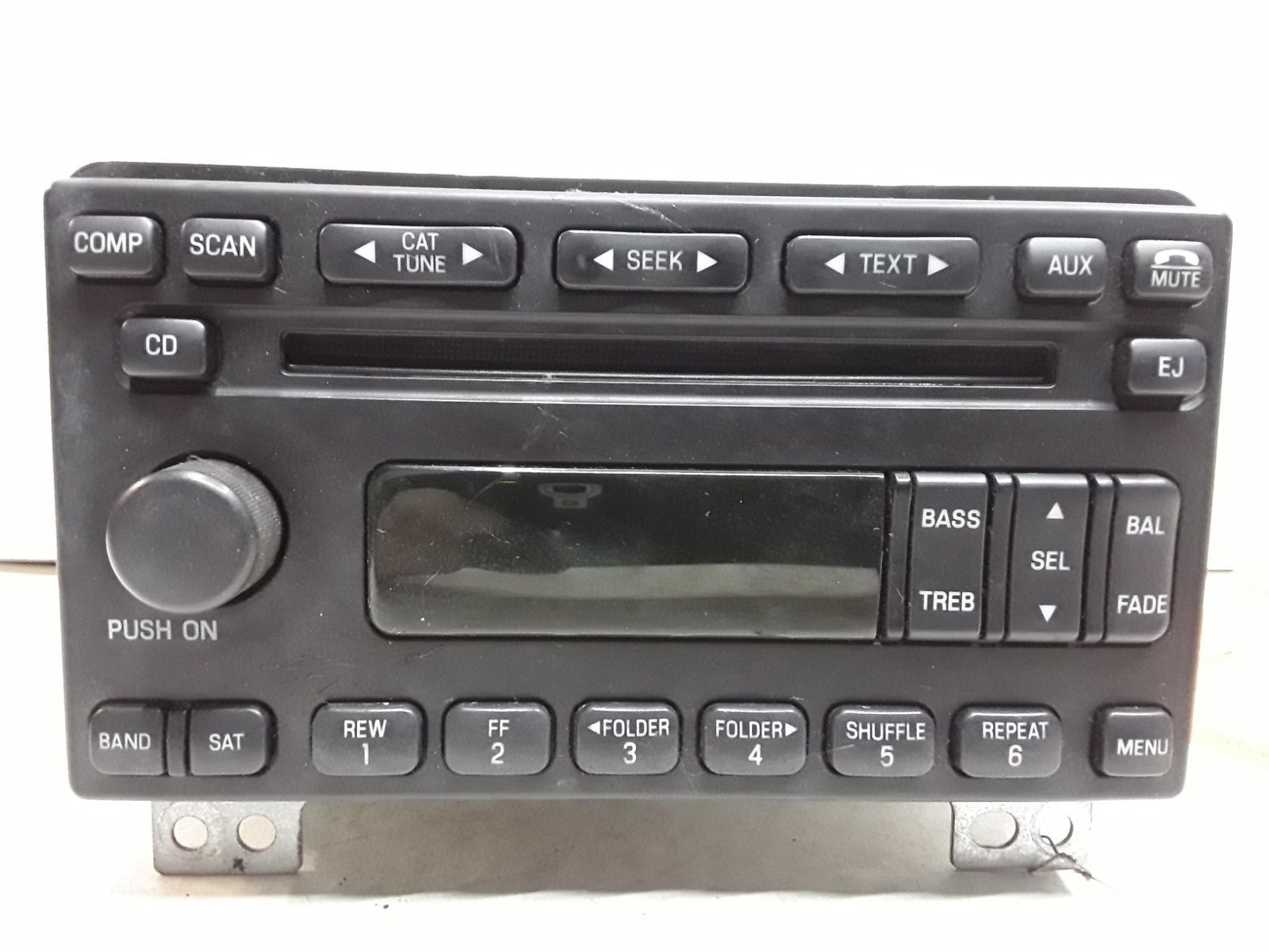 Primary image for 05 2005 Mercury Mountaineer Ford Explorer AM FM XM CD MP3 radio receiver OEM