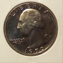 1970-S Proof Washington Quarter #033 - $3.99