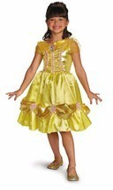 NEW Disney BELLE from Beauty & Beast Child Halloween Costume, sz M by Di... - £15.04 GBP
