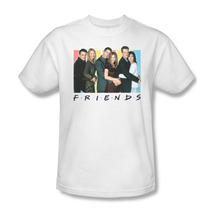 Friends t shirt tv series sitcom aniston cox for sale online graphic tee wbt332 at thumb200
