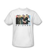 Friends T'shirt  TV series Sitcom New York Aniston Perry Cox Graphic Tee... - $26.07 CAD+