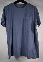 Polo Ralph Lauren Mens Crewneck Custom Fit SS T-Shirt Blue L - $29.70
