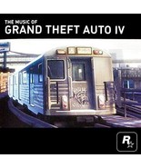The Music of Grand Theft Auto IV [Audio CD] - $8.48