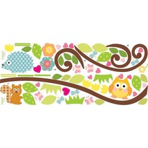 RoomMates Happi Scroll Branch Peel & Stick Wall Decals - $14.50