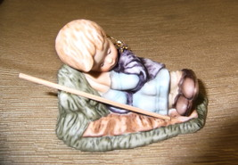 Goebel Berta Hummel Sleeping Shepherd Nativity Ornament #935089 - $11.88