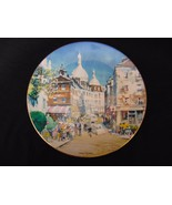 Vintage 1978 ROYAL DOULTON England Montmartre Collectible Plate Dong Kin... - $13.00