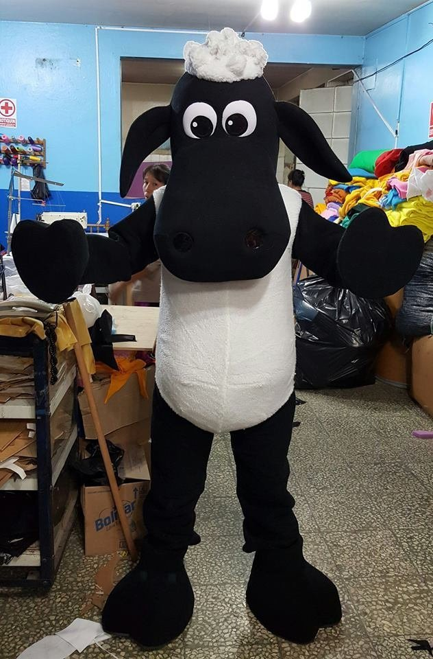 Lamb Mascot Costume Adult Lamb Costume For Sale