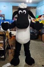Lamb Mascot Costume Adult Lamb Costume For Sale - $299.00