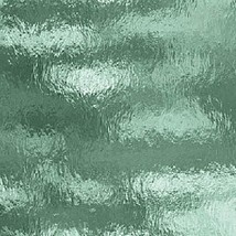 Spectrum Stained Glass-PALE GREEN ROUGH ROLLED 5281RR (FREE SHIPPING) - $19.75