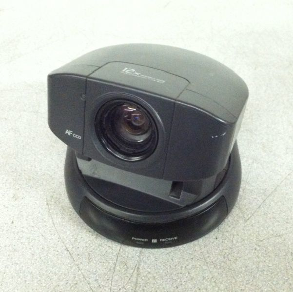 Sony Pan/Tilt/Zoom Color Video Conferencing Camera EVI-D30 No AC Adapter