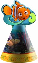 Finding Dory Nemo Party HATS 8PCS Decoration Favors Ocean Kids Supplies Birthday - $14.80