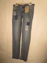 Levis 710 Girls Size 10 Regular Super Skinny Jeans 24 x 26 New With Tags - $16.73