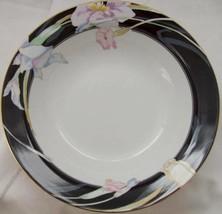 Mikasa Charisma Black L9050 Soup Bowl - $12.86
