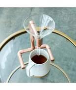 Copper Coffee Pour Over - $56.00