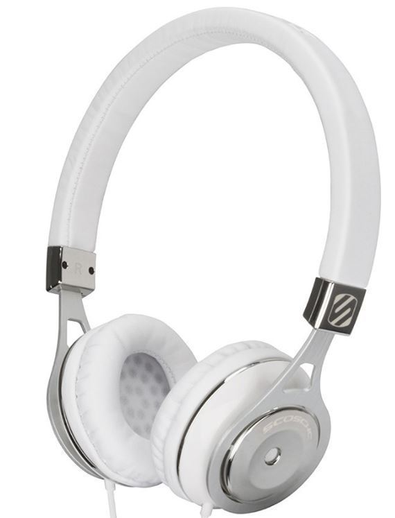 Scosche REALM RH600W Award Winning Headphones 3.5mm plug