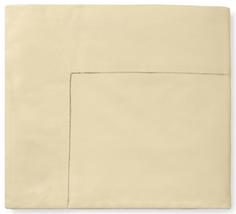 Sferra Celeste Almond Queen Sheet Set - Egyptian Cotton Percale - $549.00