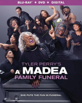 A Madea Family Funeral [Blu-ray+DVD+Digital) - $24.95