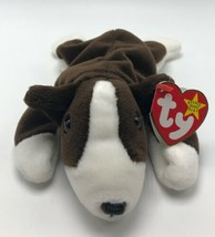 Ty Beanie Babies Bruno The Dog 1997 - $4.99