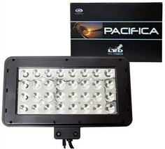 JBJ Pacifica Lighting LED Light White and Blue w/ Moonlights Saltwater A... - $386.04
