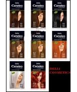 DELIA CAMELEO Colouring Shampoo Ammonia Free Hydra Complex 4-6 washes - $1.75+
