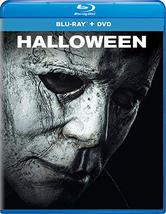 Halloween  [Blu-ray + DVD, 2018]