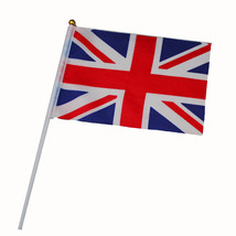 21*14cm England National Flag UK Flying Flag Britain United Kingdom Bann... - £4.86 GBP