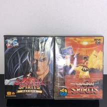Samurai Spirits Lot Neo Geo Rom Video Game Japan Import - $113.85