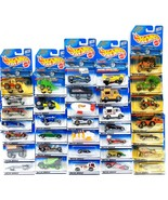 Hot Wheels 2000 Lot Virtual Collection 34 Cars - $75.24