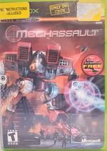 MechAssault (Microsoft Xbox, 2002) - $7.99