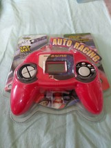 MGA Entertainment Auto Racing Game Handheld Red Electronic New - $13.98
