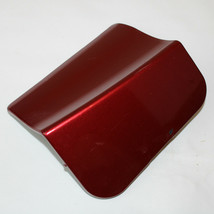General Electric Washer : Pump Access Door : Red (WH01X10389) {P5095} - $34.64