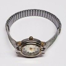 Vintage Ladies Watch WS60511W Hearts Elastic Band - Keeps Perfect Time!  - $59.29
