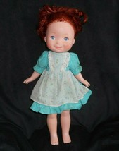 VINTAGE 1981 FISHER PRICE MY FRIEND BECKY 218 RED HAIR DOLL STUFFED PLUS... - $22.21