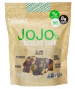 Keto candy: JOJO's 70% Dark Chocolate Bark 7 bars (8 net carbs) - $20.29