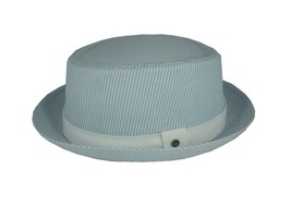 Stetson Men's Tampa Hat White and Blue XL - $49.99