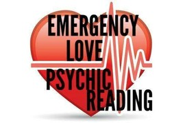 Same Day Psychic Reading Emergency Love Reading accurate emergency psych... - $25.00+