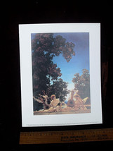 Maxfield Parrish prints (four different prints) - $41.58
