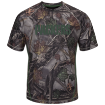 Majestic Men's NFL The Woods Short Sleeved Tee Packers M #NINF7-M16 - $22.99