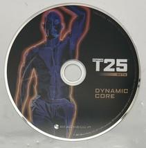 Focus T25 Beta Workout Replacement DVD Dynamic Core EUC - $6.80