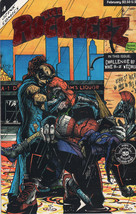 Rockmeez #4 (1992) Comic Book - $7.99