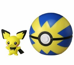 Pokemon Monsters Collection B-08 Quick ball & Pichu - $121.63