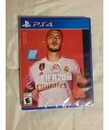 Fifa 20 PS4 PLAYSTATION 4 Neuf Scellé - $25.17