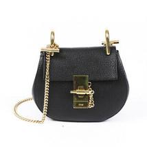 Chloe Nano Drew Leather Crossbody Bag - $905.00