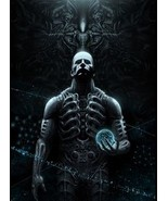 Haunted – Anunnaki Alien Commander - Önde Nolen – Anunnaki Templar Warrior - $600.00
