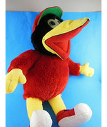 "St Louis Cardinals Fredbird with hat 17"" - 18"" Build A Bear Workshop Plush - $19.79"