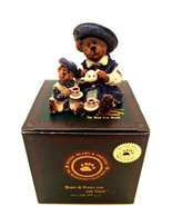 Boyd's Bears Figurine Catherine and Caitlin Berriweather Fine Cup of Tea  - $18.80