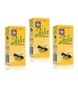 3 Bottle Tala Ant Egg Oil 20 ml ✔ FREE DELIVERY ✔EXPRESS DISPATCH ✔FRESH... - $14.99