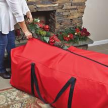 Simple Living Solutions Jumbo Multi-Use Christmas Holiday Decor Storage Bag NEW image 2