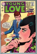 Young Love #65-VG/FN-SWEET MYSTERY OF LOVE-DC Romance VG/FN - $25.22